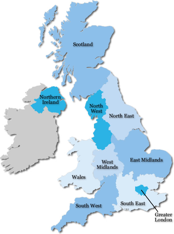 Map Of England For Ks1.Kindness Uk Primary Schools Endorsements