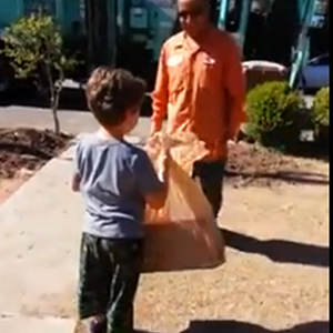 Heart Warming Kindness Goes Viral