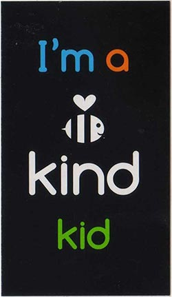 Be Kind People Project Front