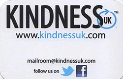 Kindness UK Back
